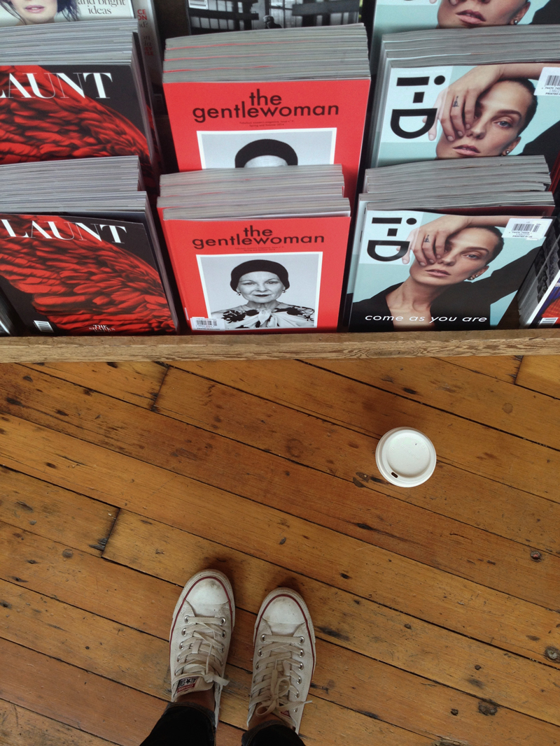 Seattle - The Elliott Bay Book Company, & The Gentlewoman