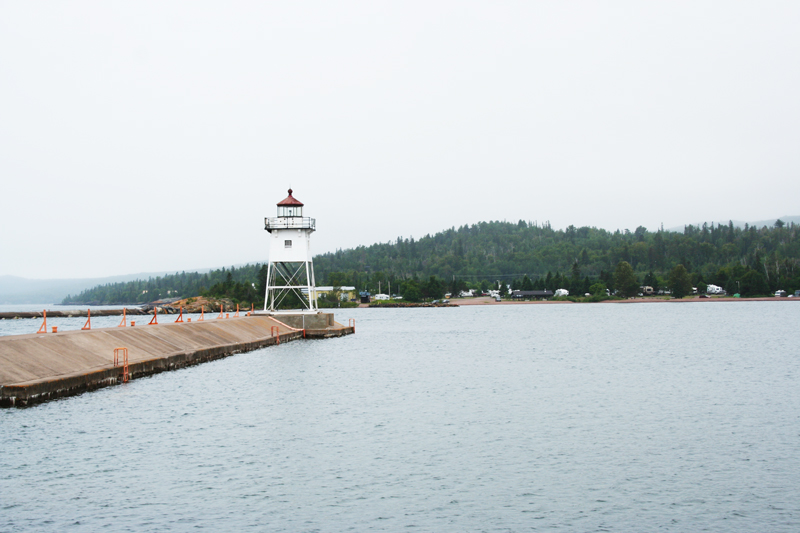 Ella Frances Travel // Grand Marais Minnesota, Angry Trout Cafe, Travel Minnesota, Team North, Northern Minnesota, Camping, Canoe , Voyageur Brewing Co, Minnesota Breweries