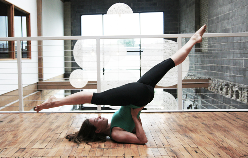 Inspired Interview // Pilates Teacher Gretchen Hoehn