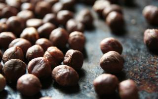 Healthy Vegan Nutella // Ella Frances