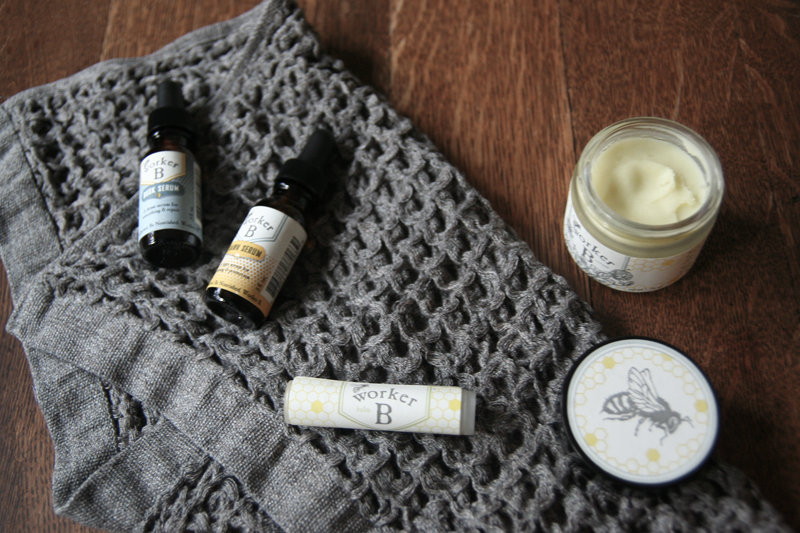 Ella Frances // Makers Profile Worker B Skincare, Natural Beauty, Giveaway, Beeswax, Honey, Bees, Non-Toxic