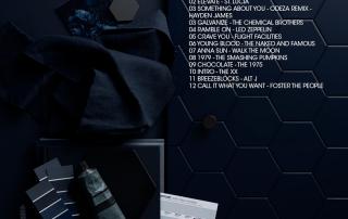Mixtape No. 1 Ella Frances Fall Hustle