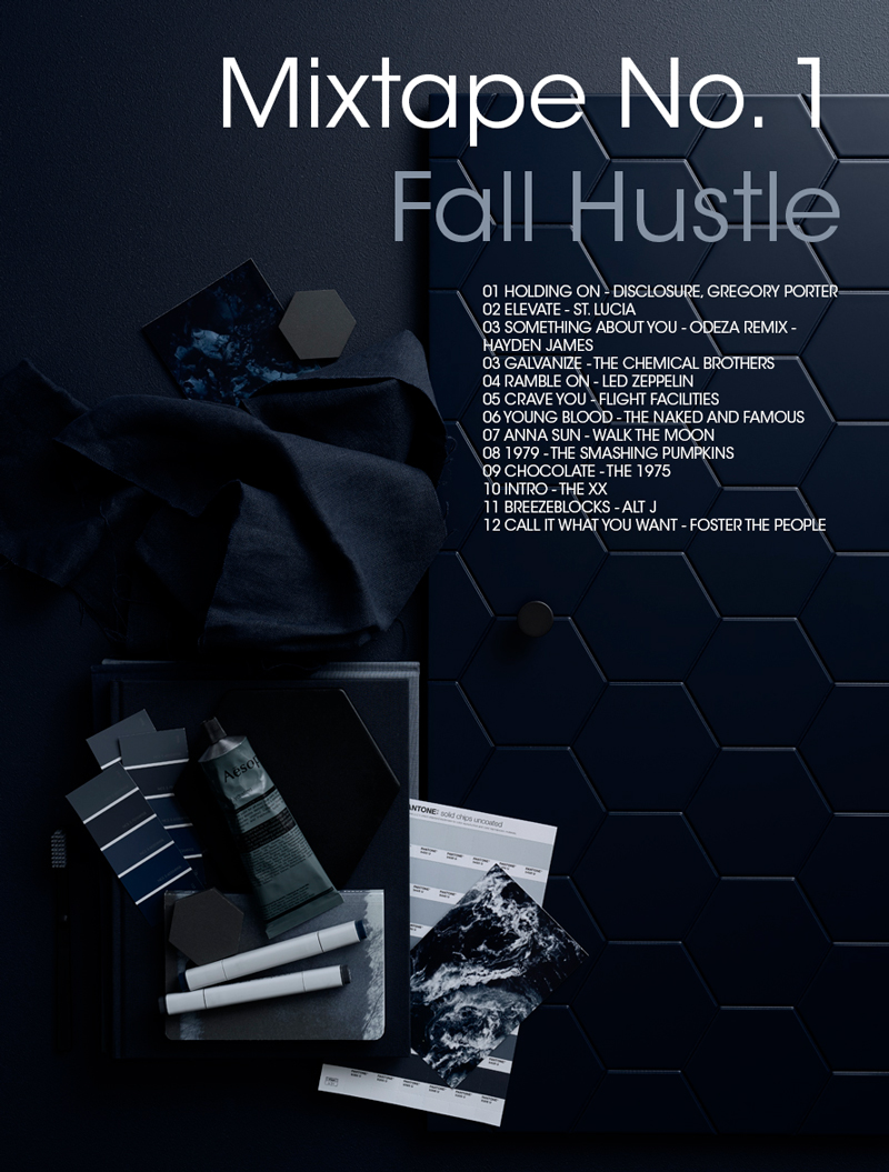 Mixtape No. 1 Ella Frances Fall Hustle